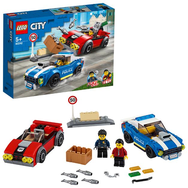 LEGO City: Police Highway Arrest - (60242)