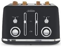 Sunbeam: Alinea Collection 4 Slice Toaster - Dark Canyon