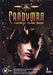 Candyman -  Farewell To The Flesh on DVD