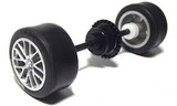 Scalextric Rear Wheel Assembly for the Porsche RS Spyder 1/32 Slot Car