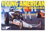 MPC Carl Casper Young American Dragster 1/25 Model Kit