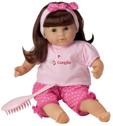 Corolle: Classique 36cm Doll - Chouquette Brunette image