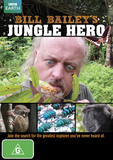 Bill Bailey's Jungle Hero on DVD