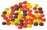 Reese's Pieces Peanut Butter Candy (170g)