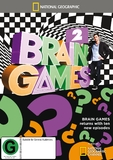National Geographic: Brain Games 2 DVD