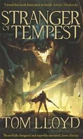 Stranger of Tempest by Tom Lloyd