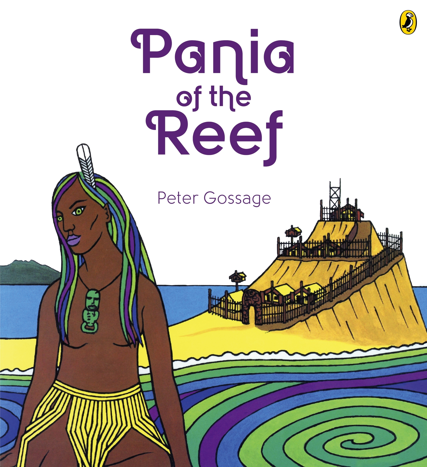 Pania of the Reef by Peter Gossage image