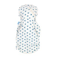 Orla Kiely Swaddle Grobag - Newborn Plus (Elephant - Cosy)