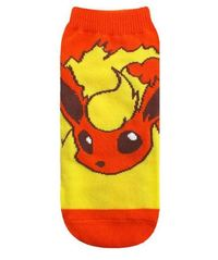 Pokemon: Flareon Red Socks