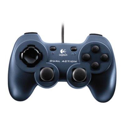 Logitech Dual Action Gamepad image