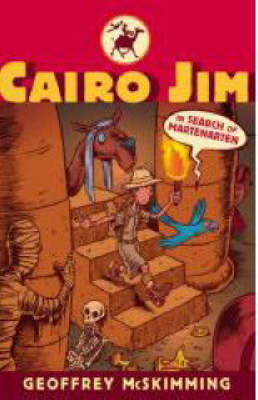 Cairo Jim in Search for Martenarten by Geoffrey McSkimming