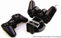 Futuretronics Dual Charging Cradle for PS3 image