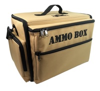 Battle Foam: Ammo Box - Standard Load Out for 28-32mm Models (Khaki)