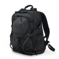 """Dicota E-Sports Backpack for 15""""-17.3"""" Notebook /Laptop (Black)"""