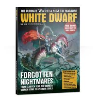 White Dwarf: May 2018