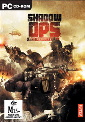 Shadow Ops: Red Mercury for PC Games