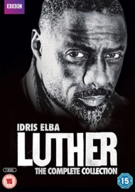 Luther The Complete Collection on DVD