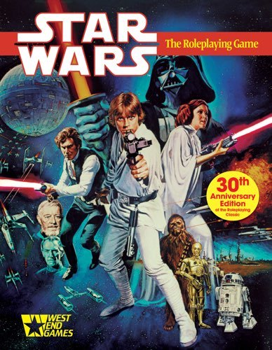Star Wars: The Role Playing Game - Anniversary Edition
