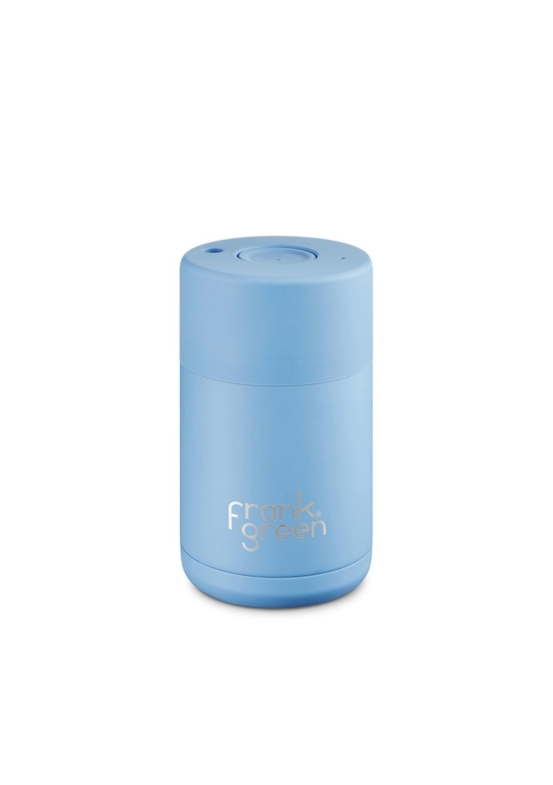 Frank Green: Stainless Steel Reusable Cup - Little Boy Blue (10oz/295ml) image