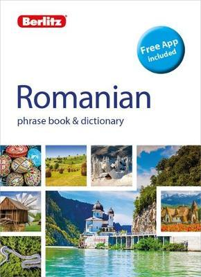 Berlitz Phrase Book & Dictionary Romanian(Bilingual dictionary) by APA Publications Limited