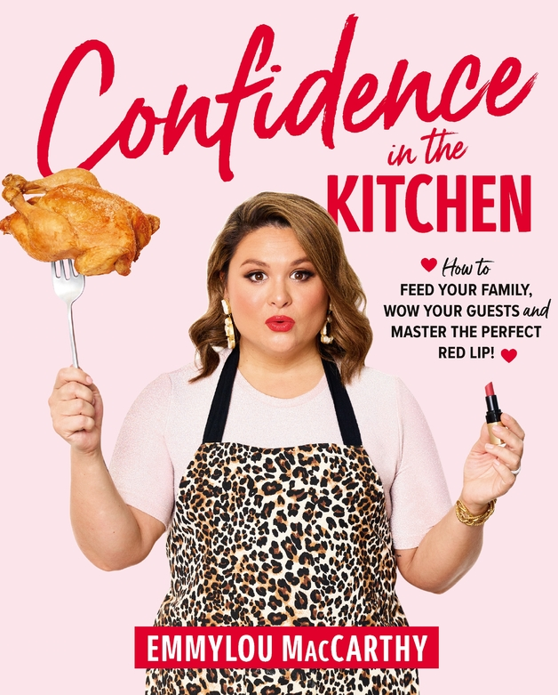 Confidence in the Kitchen by Emmylou MacCarthy