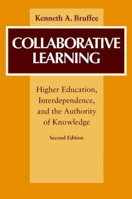 Collaborative Learning by Kenneth A. Bruffee image