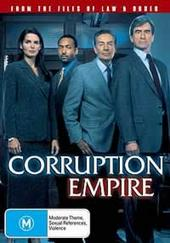 Law & Order: Corruption Empire on DVD