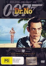 Dr No (007) - James Bond Ultimate Edition (2 Disc Set) on DVD