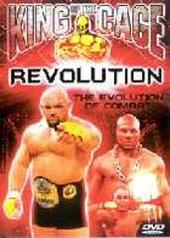 King of the Cage - Revolution on DVD