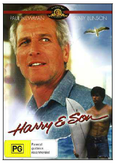 Harry & Son on DVD image