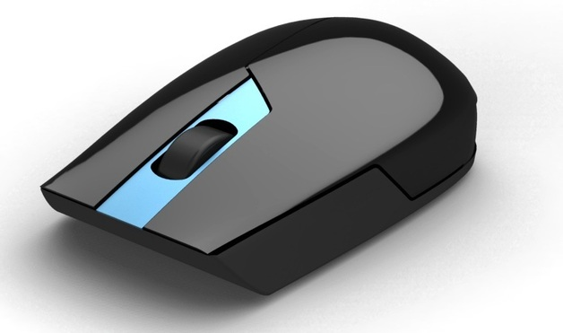 Havit Wired Mouse - Black