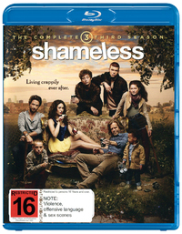 Shameless - The Complete Third Season on Blu-ray