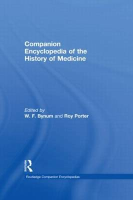 Companion Encyclopedia of the History of Medicine: v. 1 image