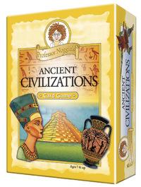 Professor Noggins: Ancient Civilizations Card Game