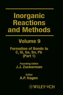 Inorganic Reactions and Methods image