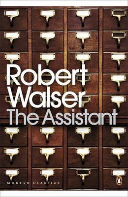 The Assistant by Robert Walser image