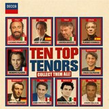 Ten Top Tenors by Various