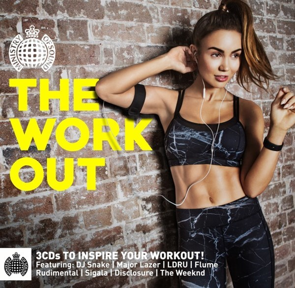 Ministry Of Sound: The Workout by Ministry Of Sound image