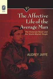 The Affective Life of the Average Man by Audrey Jaffe image