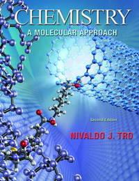 Chemistry: A Molecular Approach by Nivaldo J Tro image