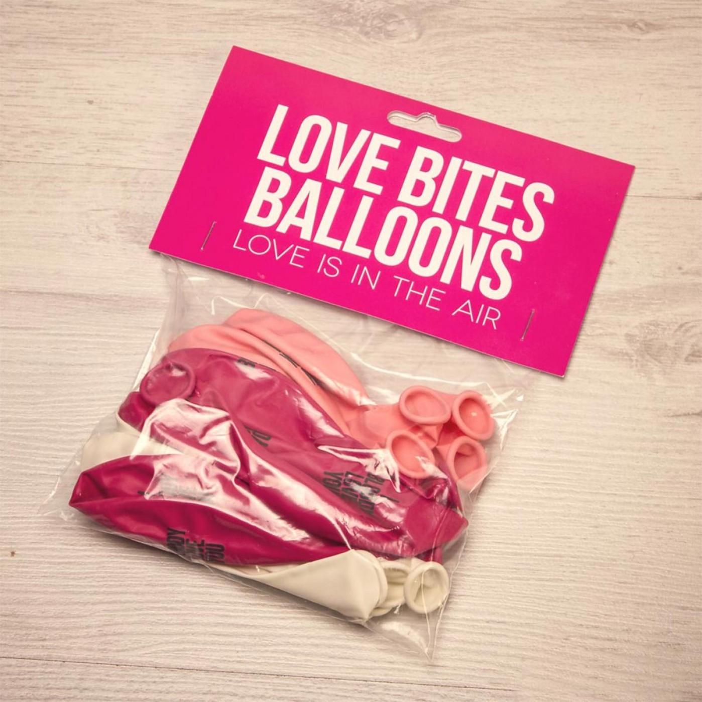 Love Bites Balloons image