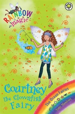 Courtney the Clownfish Fairy (Rainbow Magic #91 - Ocean Fairies series) by Daisy Meadows image