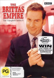 Brittas Empire, The - Complete Series 6 on DVD image