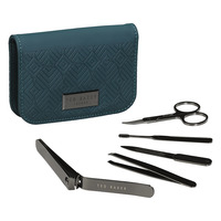 Ted Baker Manicure Kit (Teal)