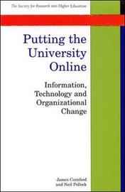Putting The University Online by James Cornford