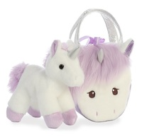 Aurora: Heather Unicorn - Fancy Pal Set