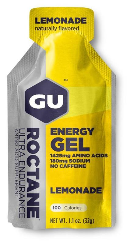 GU Roctane Energy Gel - Lemonade (32g)