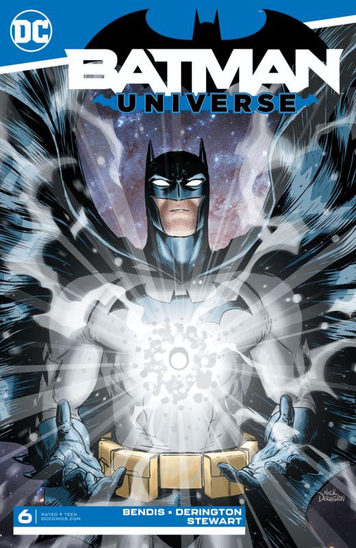 Batman: Universe - #6 (Cover A) by Brian Michael Bendis