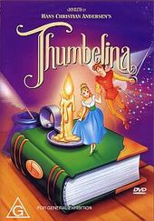 Thumbelina on DVD