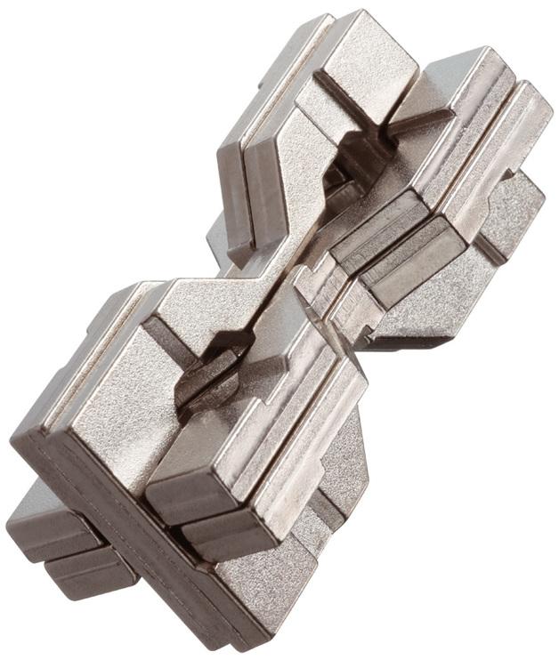 Huzzle: Cast Hourglass Puzzle